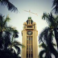 Aloha Tower by DismayedSense