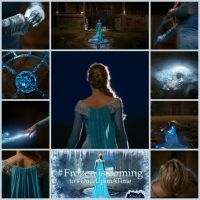 #Frozen is coming to #OnceUponATime by EmmieSR14