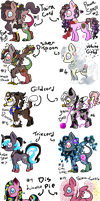 Discordx? Adoptables part 3! by Chickfila-Chick