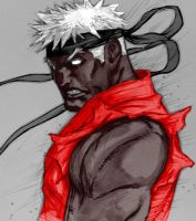 Black Ryu by Wak786