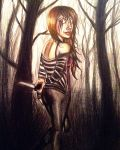[Iris The Dark Child] Perfect Night For A Hunt by huntress-16