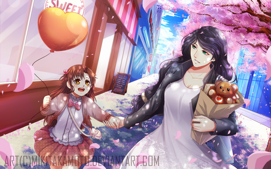 CM: Happy moment by MikiTakamoto