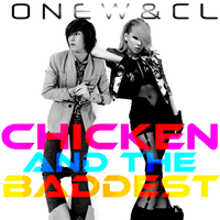 ONEW AND CL TUMBLR AVATAR by Awesmatasticaly-Cool