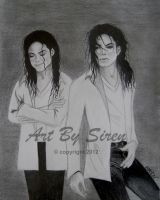 Duplicity - March 24, 2012 - Michael Jackson by ArtbySiren