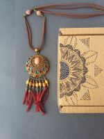 Ethnic pendant Paprika by Comics-kinder