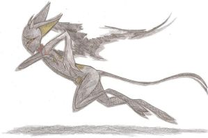 Digimon: Chiromon by Twisted-Bat