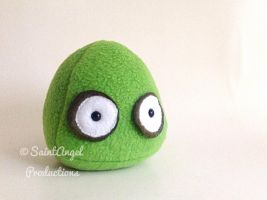 Crazy Dave's Plush Mold by Saint-Angel