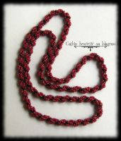 Farfalle rope by Cayca