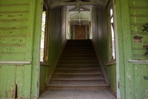 Abandoned 19 by ManicHysteriaStock