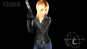 Parasite Eve by Saskeni