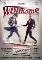 Workshop Poster by jKeeO
