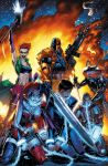 Suicide Squad #1 cover by BlondTheColorist