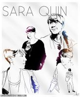 Sara quin by dodo-totallypap