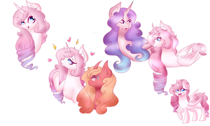 Princess Isis Doodles by CitrusSkittles