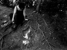 In the roots by ErikaAlvarezCuervo