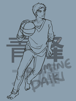 Ao no Aomine by Axtar