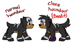 Bandit ref by claws202