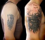 coverup reaper by phoenixtattoos