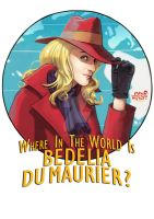 Hannibal: Where in the world is Bedelia Du Maurier by nowwheresmynut