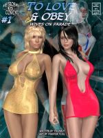 To Love and Obey Cover 1 by Trishbot