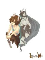 The Fauns by ync