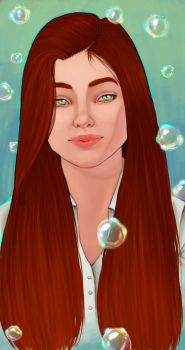 Bubbles by VioletBerly