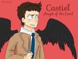 Angel of The Lord by Pecora-dolce