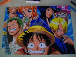 one piece by Tenemur