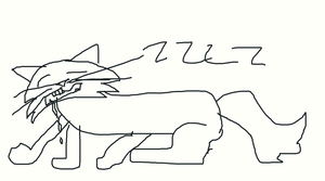 The Cat Daddy Slumbers by Cat-Daddy