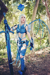 Guild Wars 2 - The Commander by elliria