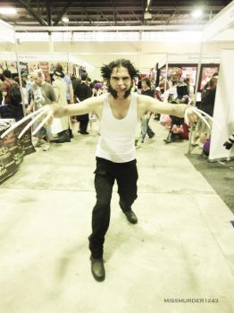 10.11.2012 Supanova- Marvel Logan by MissMurder1243