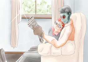 Lazy Afternoon by SimplyKaren