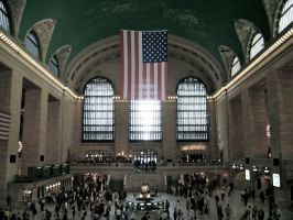 Grand Central Station by tdj1337