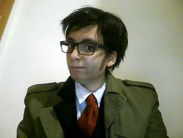 Doctor Who- Tenth Doctor cosplay (2) by Artieukchan