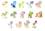 customs for Rainbows-Lover by babypaste