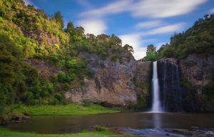 Hunua Falls by chrisgin