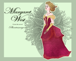 Margaret West: Character Sheet by Demonic-Fantasy