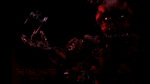 FNAF 4 CONFIRMED by Chicathechicken34