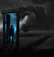 The door by Creamydigital
