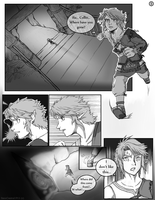 TLoZ: Twilight Princess ~ Doujinshi Practice - Pg1 by SiscoCentral1915