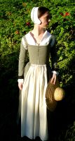 Working Class Costume 3 by CenturiesSewing