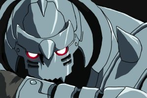 Alphonse Elric by CarnageWolff