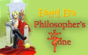 Ed and the Philosopher's Stone by mllebienvenu