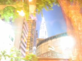 Crystal Tower by Chinsen
