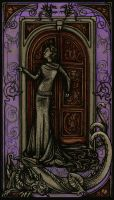 THE DOOR TO CAPTIVITY by outofmypen