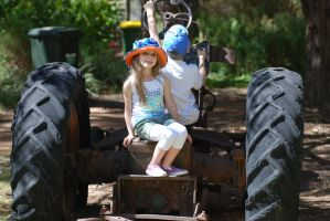 Tractor ride 2 by stockmichelle