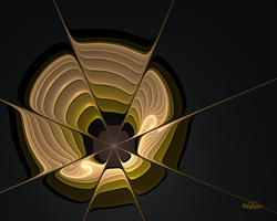 Fractal Wallpaper by baba49