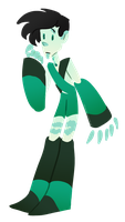 A lil Dioptase by HeeeeresIzzy