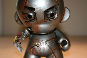 Remote Controlled Munny2 by MattAcustoms