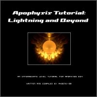 Apophysis Tutorial - Lightning by Phoenix-22
